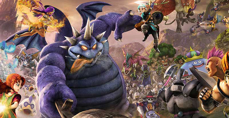 Dragon Quest Heroes II previewed