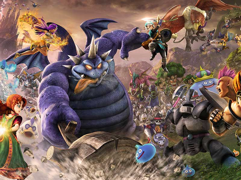 Preview: Dragon Quest Heroes II