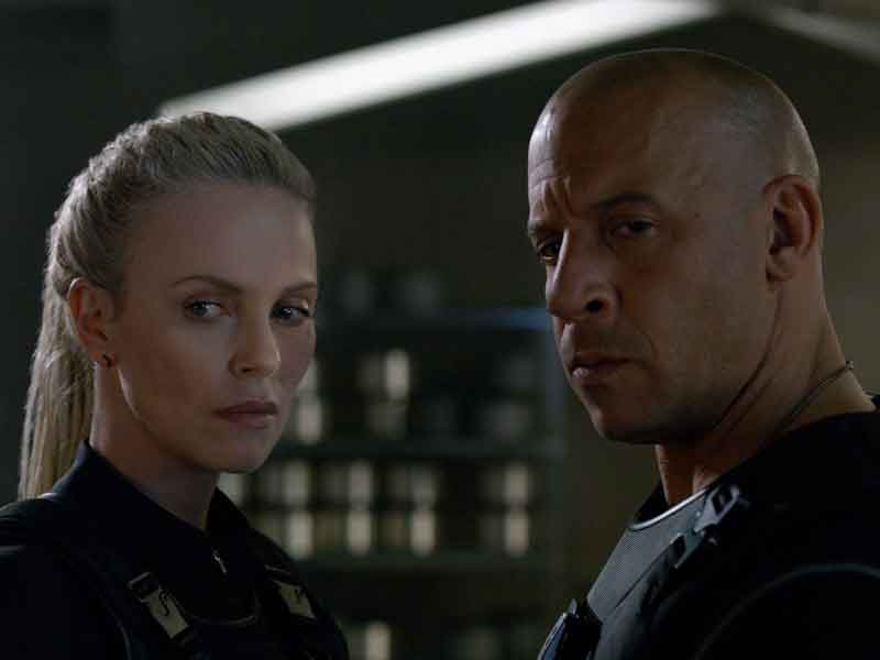 The Fate of the Furious – review