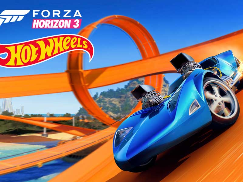 Beat That: Forza Horizon 3 is getting Hot Wheels