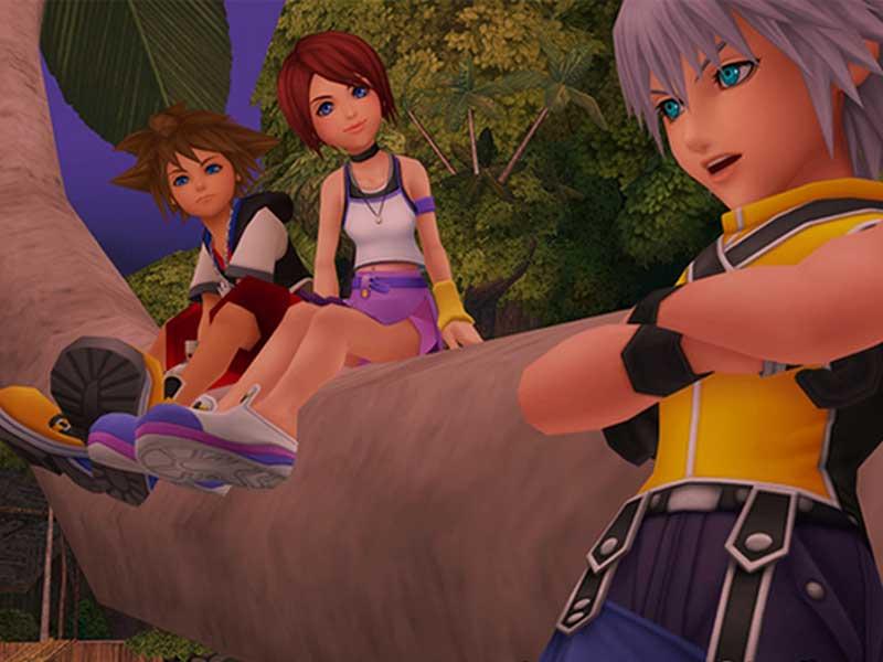 Preview: Kingdom Hearts HD 1.5 + 2.5 ReMIX