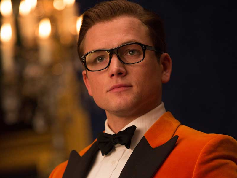 Check out first trailer for Kingsman: The Golden Circle