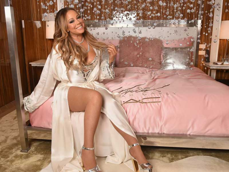 Mariah Carey set for new album