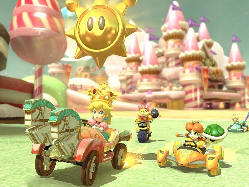 Preview: Mario Kart 8 Deluxe