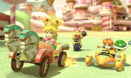 Mario Kart 8 Deluxe previewed