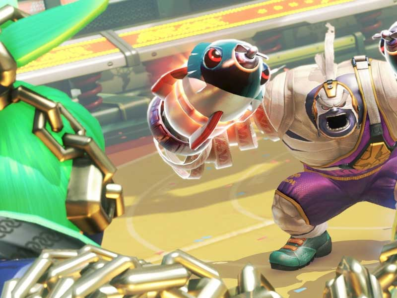 This week's Nintendo Direct focuses on ARMS & Splatoon 2