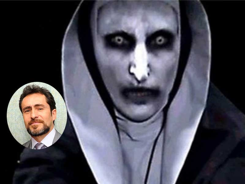 Demian Bichir to star in The Nun