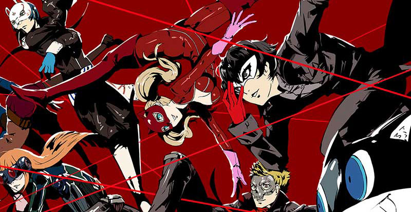 Persona 5 previewed
