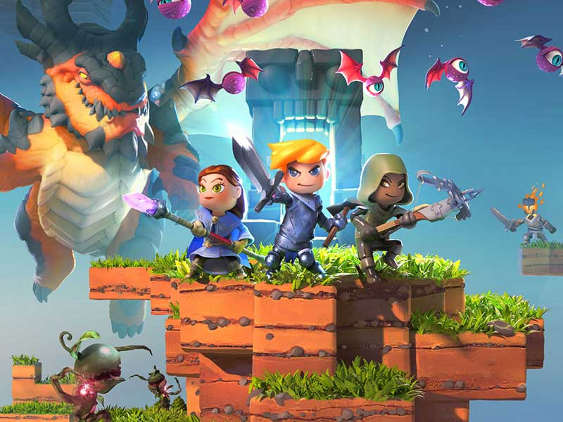 Preview: Portal Knights