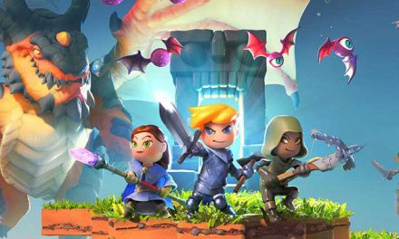 Portal Knights previewed