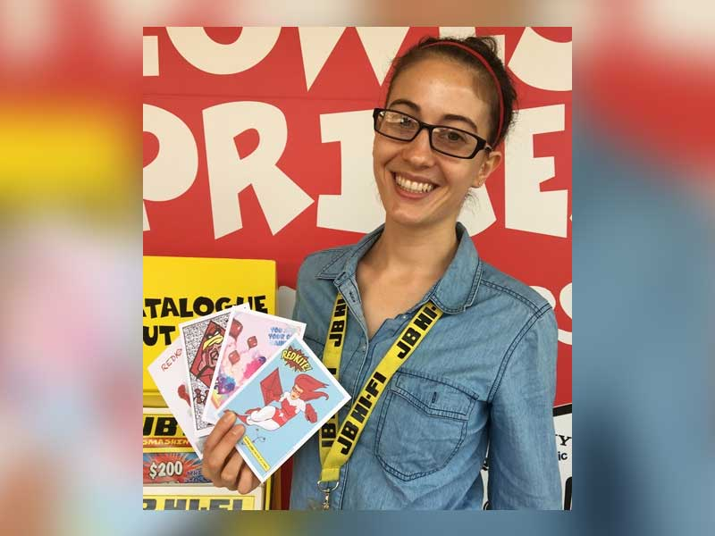 JB Hi-Fi to front Redkite fundraising campaign