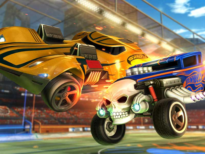 WATCH: Dom's Charger is coming to Rocket League