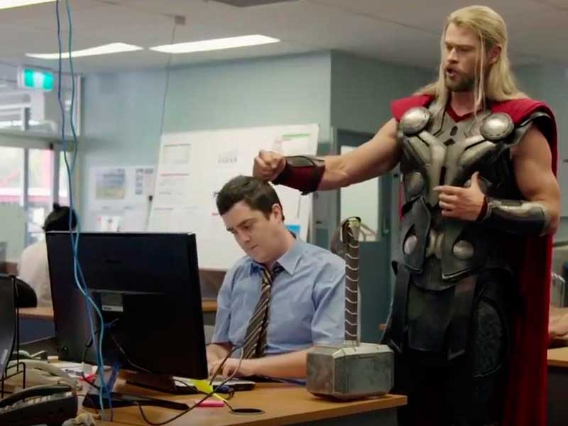 Thor's roommate Darryl to get his own spin-off series