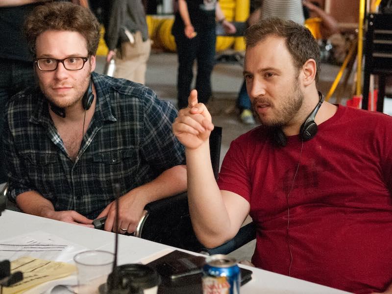 Seth Rogen and Evan Goldberg are Invincible