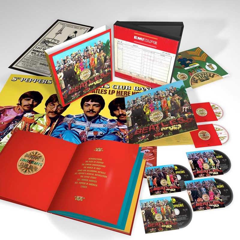 Sgt Pepper turns 50
