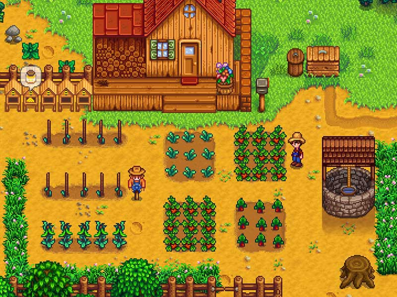 Preview: Stardew Valley