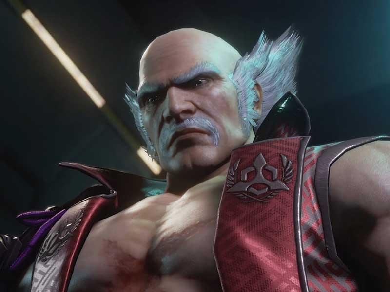 Tekken 7: Family Feud