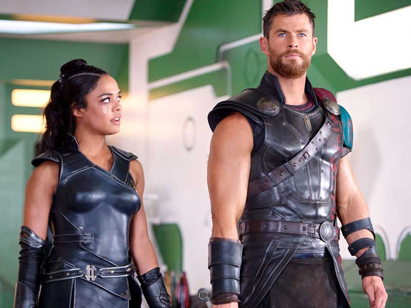 Check out first trailer for Thor: Ragnarok
