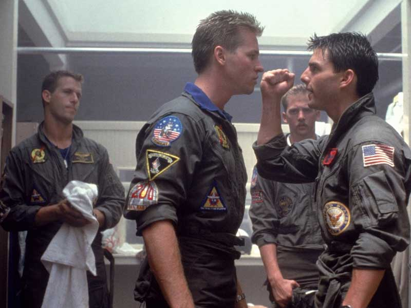 Val Kilmer confirms Top Gun 2?