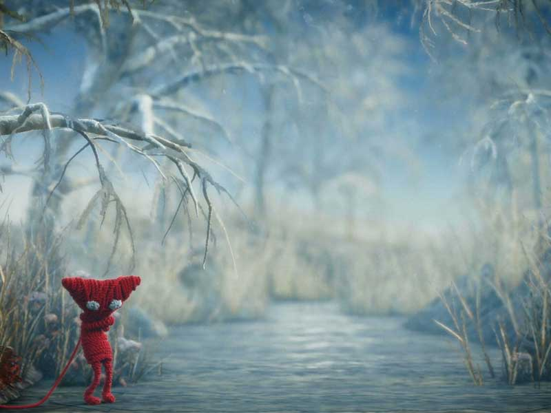 Unravel devs would love to see it on a disc