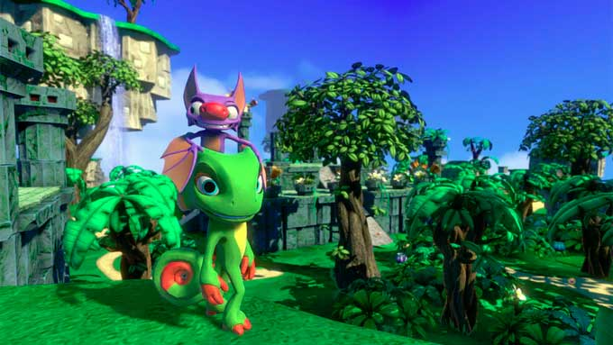 Preview: Yooka-Laylee