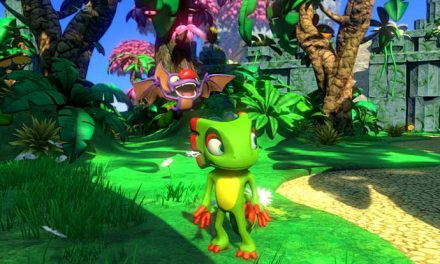 Yooka-Laylee reviewed