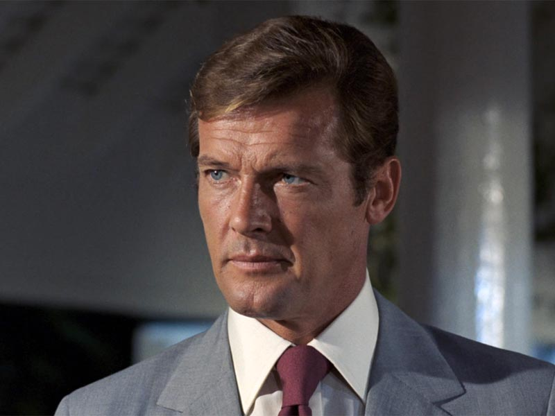 Remembering Roger Moore's Bond – 21 things