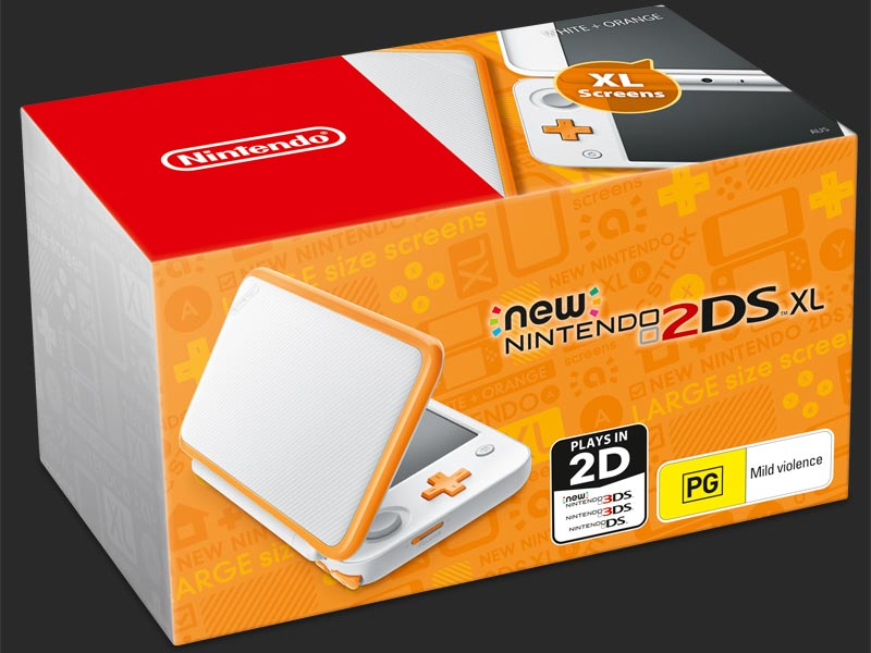 Watch: New Nintendo 2DS XL detailed