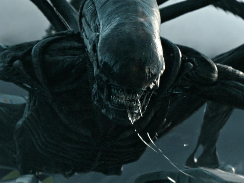 Watch: Go in utero with Alien: Covenant – eww!