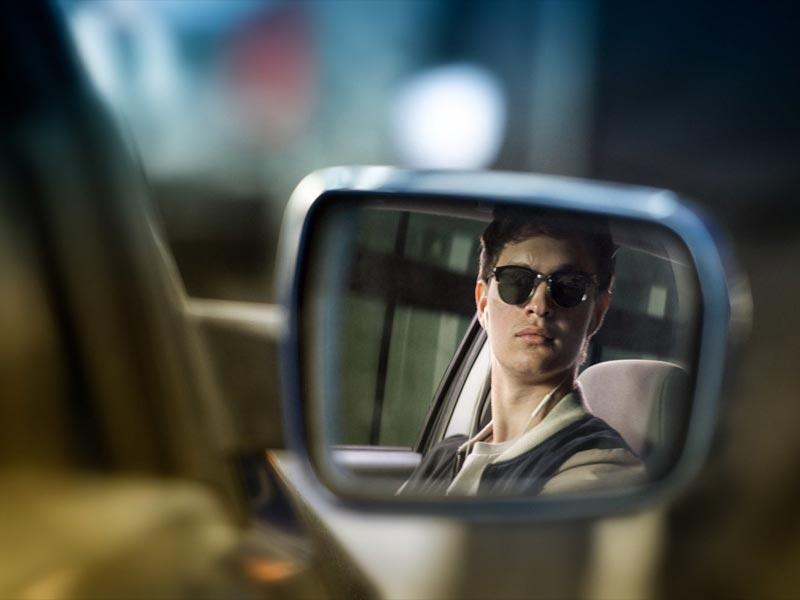 Baby Driver – stunning stunts!