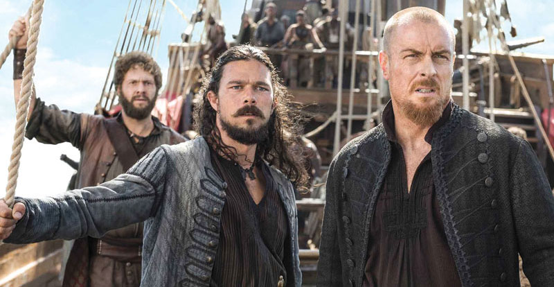 Review: Black Sails – Season Four