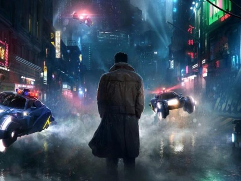 Two new posters for Blade Runner 2049