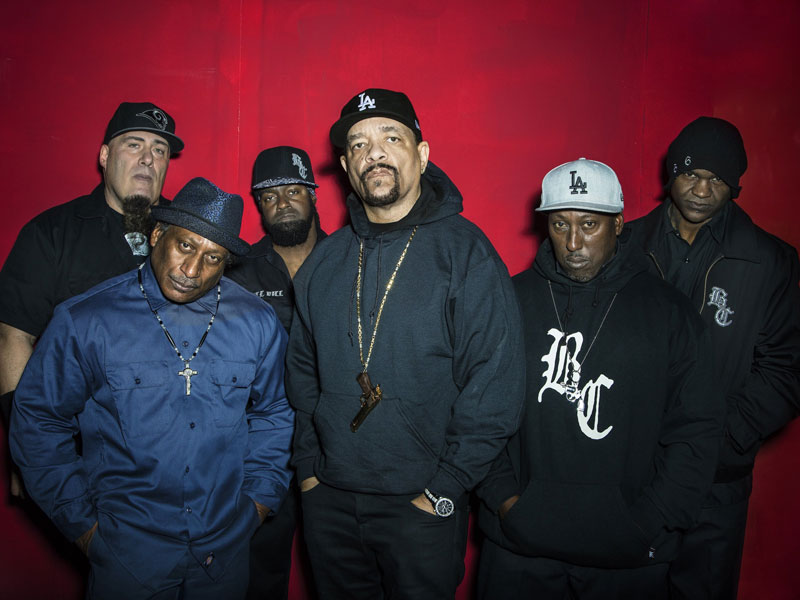 Body Count invite A.B. Original on Bloodlust tour