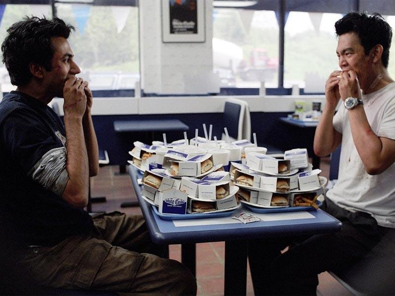 Burger - Harold & Kumar Go to White Castle