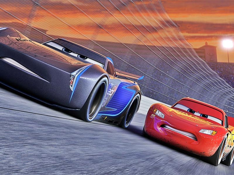 Watch: Cars 3 Rivalry trailer