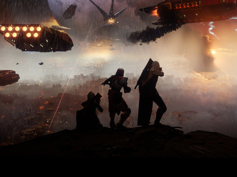 Destiny 2 – details and gameplay drop