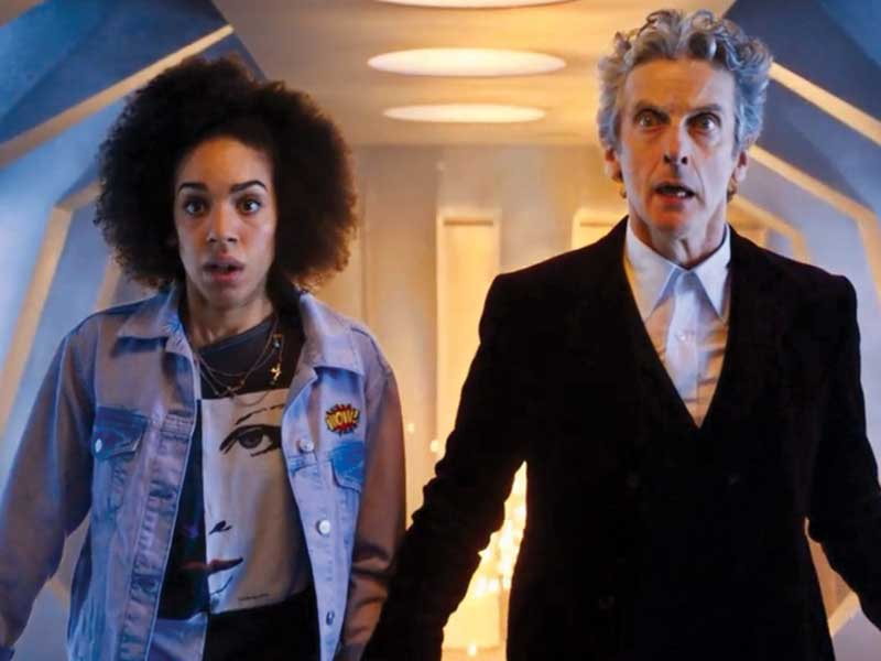 Review: Doctor Who – Series 10: Part 1