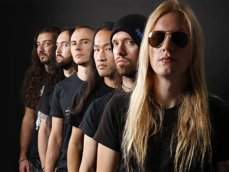 Review: DragonForce, 'Reaching Into Infinity'
