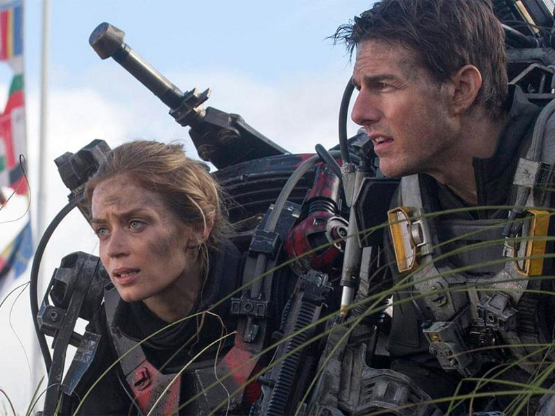 Die Tom, die! Edge of Tomorrow sequel revealed