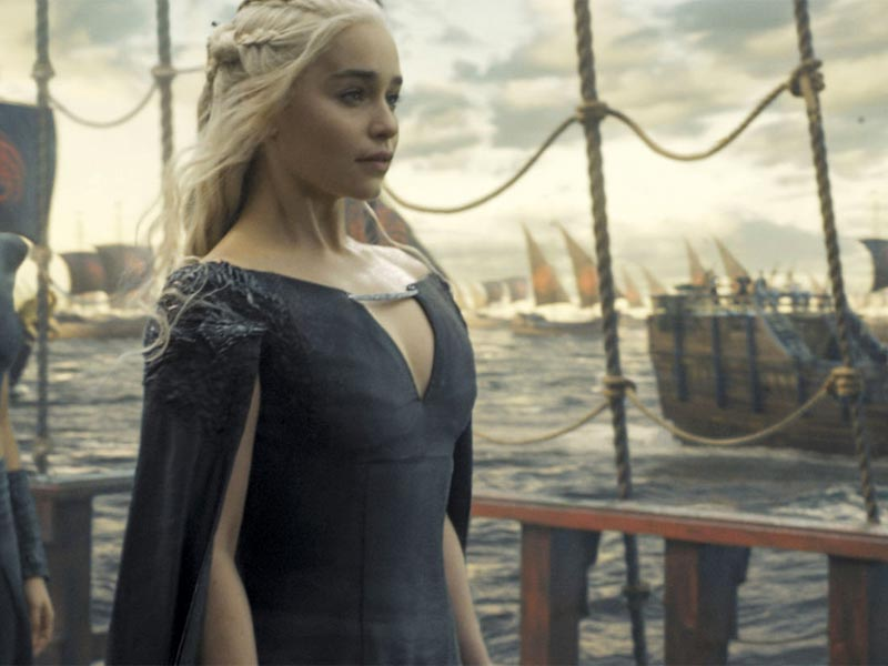 Game of Thrones sets sail for uncharted waters