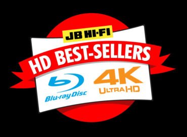JB's Blu-ray and 4K charts (May 2017)