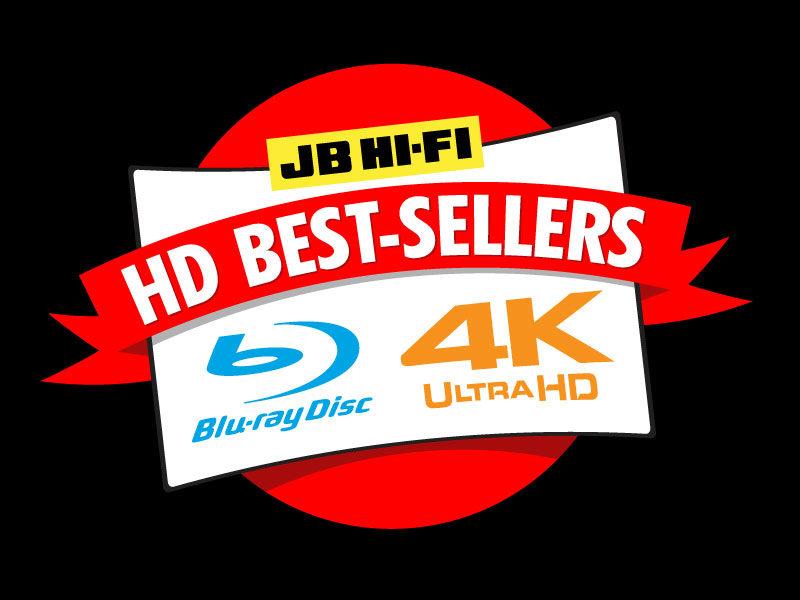 JB's Blu-ray and 4K charts (June 2017)