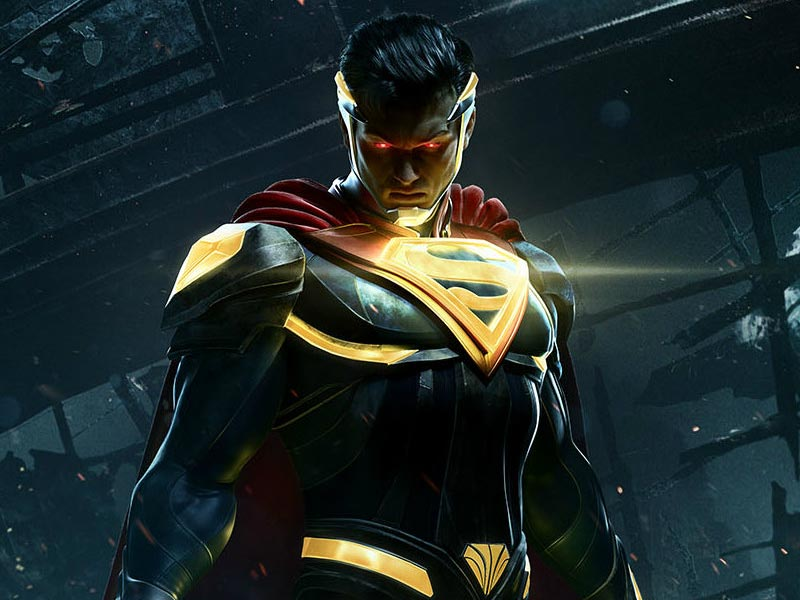 8 super songs to celebrate Injustice 2