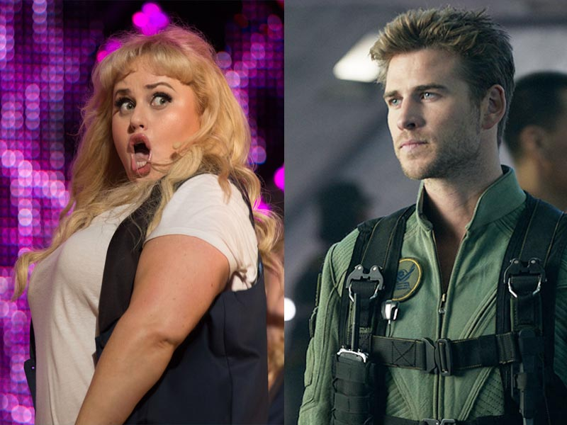 Rebel Wilson and Liam Hemsworth hooking up!