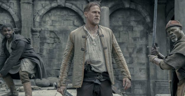 The Return of the King: Charlie Hunnam & Guy Ritchie interview