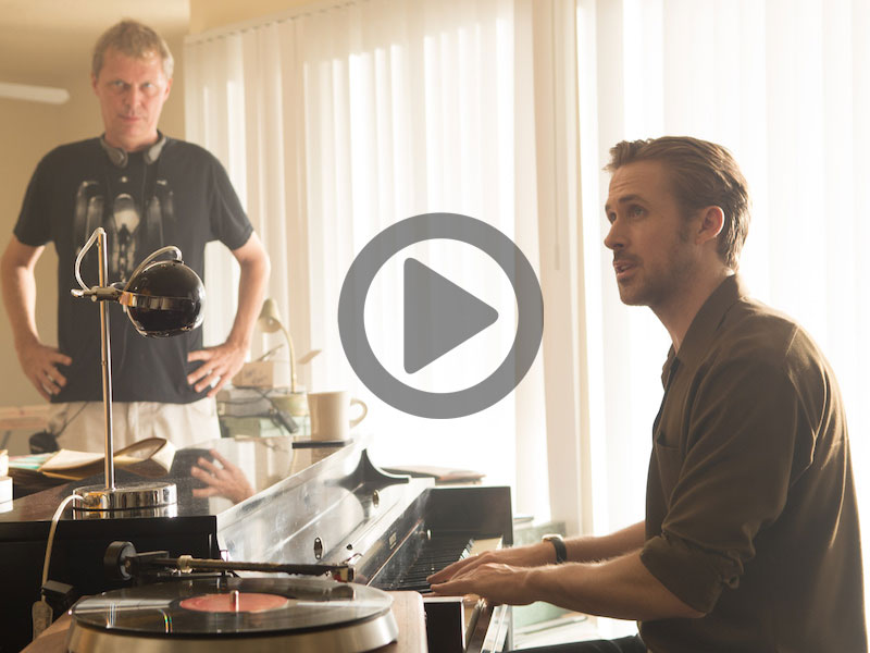 Watch: How Ryan Gosling learned piano for La La Land | Exclusive clip