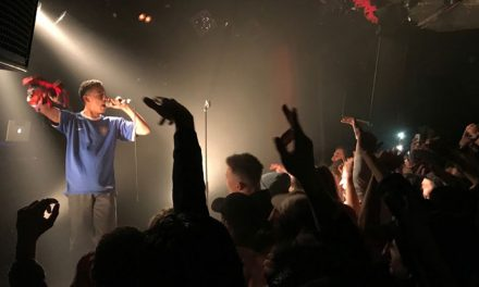 Loyle Carner @ The Corner, Melbourne