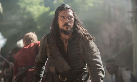 Interview: Luke Arnold – Black Sails