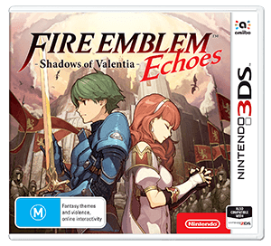 Packshot: Fire Emblem Echoes