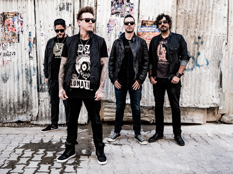 Review: Papa Roach, 'Crooked Teeth'